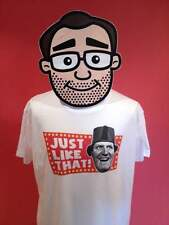 Tommy Cooper - Just Like That T-Shirt (British Comedian Catchphrase)