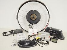 1000W Electric E Bike Conversion Kit With Battery 48v Lithium Front/Rear Wheel