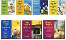 Quran Stories for Little Hearts: Muslim Kids Gift Box 1/2/3/4/5/6/7 (Six Book Se