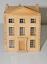 Honeychurch Georgian Townhouse Dolls House for Your Dollhouse 1/144th Scale