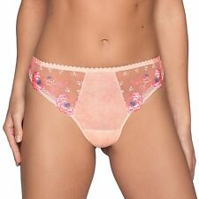 Prima Donna Madam Butterfly String Glossy Pink Rosa Slip Tanga Dessous 0662730