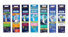 UK Seller Genuine Braun Oral B Replacement Electric Toothbrush Brush Heads
