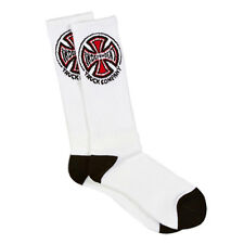 Calze di Spugna Independent Truck Co Socks White - 2 Pack