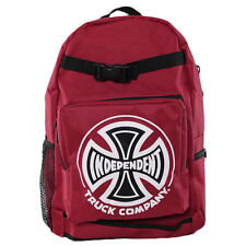 Zaino Independent Truck Co Backpack Cardinal Red