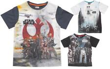 Niños Oficial Star Wars BELLACO One ANAKIN k-2so Camiseta Top 4A 10 años