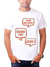 The Banyan Tee - IPL Gujarat Lions Jeetegi Hindi Dialogue t-shirt
