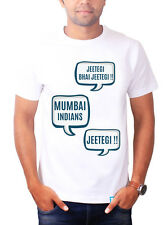 The Banyan Tee - IPL Mumbai Indians Jeetegi Hindi Dialogue t-shirt