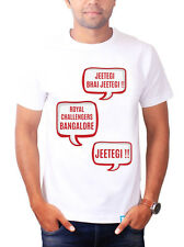 The Banyan Tee - IPL Royal Challengers Bangalore Jeetegi Hindi Dialogue t-shirt
