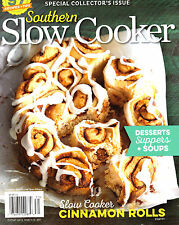 Taste of the South: SOUTHERN SLOW COOKER Magazine ~ Desserts ~ Recipes ~ NEW