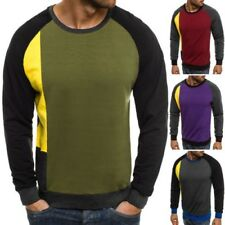ozonee ATHLETIC 750 homme sweat pull pull à manches longues motif sweats
