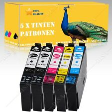 1-20 no originales Cartuchos de tinta compatible para Epson XP-432 XP-435 18ml