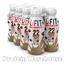 16 x 310ml UFIT Ready To Drink Protein Milk 22g Of Protein / Bottle U Fit Muscle