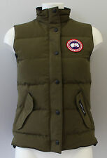 Canada Goose Vest Ladies Freestyle Vest col.Military Green gr.XS  Daunenjacke(Z)