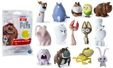 The Secret Life Of Pets Mini Collectable Figures Max Gidget Chloe Snowball Tatto