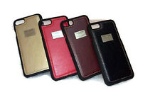 ★ASTON MARTIN★ RACING LUXURY Leather Back Cover Case Apple ★iPhone 7 ★ 4.7*