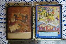 (2) packages of Antioch  book plates 30 each - Child theme Fireplace teddy bear