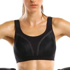 Women's High Impact Level 3 Wirefree Full Coverage Sports Bra