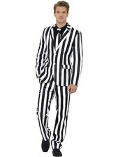 Adult Comedy Funny Humbug Stand Out Suit Mens Fancy Dress Stag Party Costume