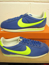 Nike Classic Cortez Nylon AW Mens Running Trainers 844855 470 Sneakers Shoes