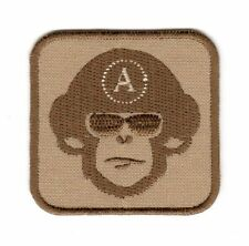 Army Tactical Morale Patch Biker Motorcycle Monkey