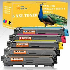 1-10 Toner DiSaserie Compatibile con Brother TN241 TN245 HL-3150 HL-3150 CDW 21