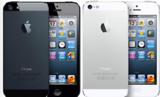 """Apple iPhone 5 16G/32G/64GB 8MP Dual-core (GSM AT&T Unlocked ) 4.0"""" Smartphone"""
