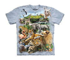 """The Mountain Kinder T-Shirt """"Zoo Puzzle"""""""
