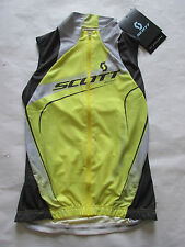 SCOTT ropa ciclismo mujer RC W/O sin mangas maillot de camisa 221597-107800