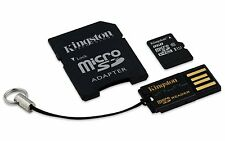 Samsung Galaxy Core Prime Kingston Digital Multi-Kit/Mobility Kit 8 GB Flas U190
