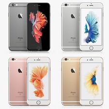 Apple Iphone 6S SPACE GRAY ROSE GOLD SILVER 16G 32 64GB GSM UNLOCKED  SMARTPHONE