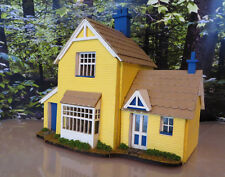 1:48 Scale Finished Dollhouse With Extras by kellyannmo
