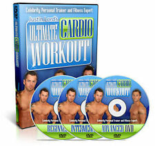 Ultimate Cardio Workout DVD Series - Fitness, Weight Loss, Tone, Strength, Core