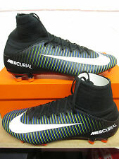 Nike Mercurial Veloce III DF FG Mens Football Boots 831961 013 Soccer Cleats