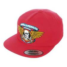 Cappellino Powell Peralta Snapback Winged Ripper Red