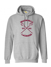 Beacon Hills Lacrosse Hoodie Teen Wolf Stilinski Lahey McCall Sports Grey Color