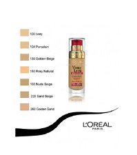 Loreal Paris Visible Lift Serum Inside Instant Lift Foundation - Various Shades