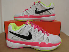 nike air vapor advantage cly womens tennis shoes 599364 107 trainers CLEARANCE
