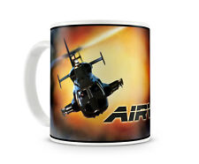 Officially Licensed Merchandise Airwolf- Airwolf Explosion Coffee Mug