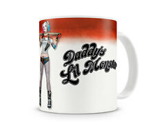 Officially Licensed Merchandise Suicide Squad- Daddy´s Lil Monster Coffee Mug