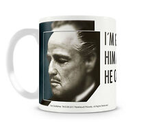 Officially Licensed The Godfather- I´m Gonna Make Him An Offer Coffee Mug