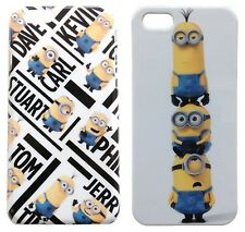 Minions Despicable Me Clip-On Cover Case for iPhone 6 iPhone 5 Movie Official