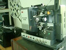 ELMO XP 550 SM 16mm XENON MAG/OPT PROJECTOR COMPLETE (SERVICED & GUARANTEED)