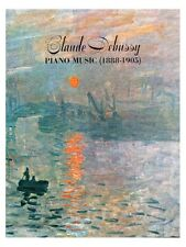 Claude Debussy: Piano Music (1888-1905) Klavier Notenbuch