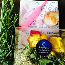 WICCA WITCHCRAFT~Spell kit~PAGAN MAGIC~ love~Reunite love~hex removal~many more!