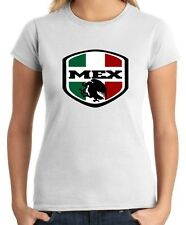T-shirt Donna WC0138 MESSICO MEXICO