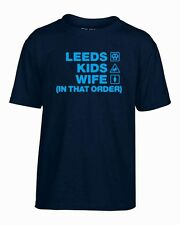 T-shirt Bambino WC1087 leeds-kids-wife-order-tshirt design