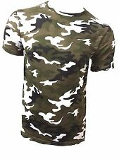 Pack of 2 Tshirts Combo Army Half Sleeves t shirts for mens