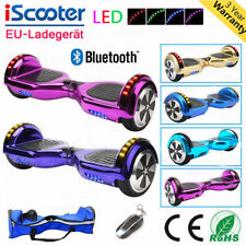 "Patinete electrico scooter 6,5"" Bluetooth monociclo skate hoverboard + Mando"