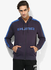 Puma Athletics Terry Navy Blue Hoodie (MRP:2999/-) @ High Discounts