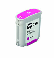HP 728 40-ml Magenta DesignJet Ink Cartridge INK CARTRIDGE NO 728 MAGENTA 40MLca